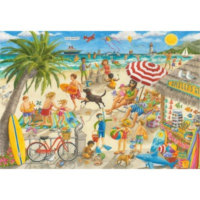 Puzzle Ravensburger-10842 XXL Pieces - Sunshine at Shelly's