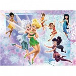 Ravensburger-10852 Jigsaw Puzzle - 100 Pieces - XXL : Wonderful World of Fairies