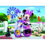 Puzzle  Ravensburger-10881 XXL Pieces - Minnie Mouse