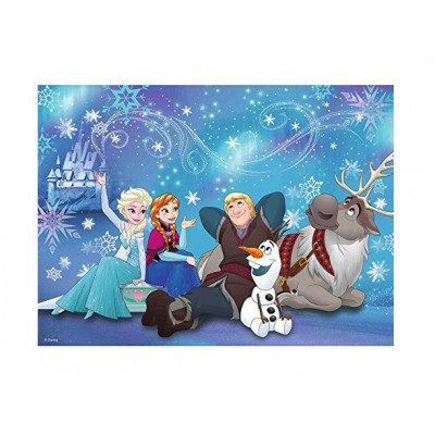 Ravensburger-10911 XXL Jigsaw Puzzle - The Snow Queen