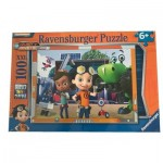 Puzzle  Ravensburger-10937 XXL Pieces -  Rusty Rivets