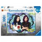 Puzzle  Ravensburger-10952 XXL Pieces - Disney Descendants