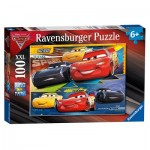 Puzzle  Ravensburger-10961 XXL Pieces - Cars 3