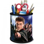 Ravensburger-11154 3D Puzzle - Pencil Cup: Harry Potter