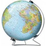 Ravensburger-11159 3D Puzzle - Globe (in German)