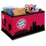 Ravensburger-11216 3D Jigsaw Puzzle - FC Bayern Box