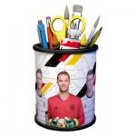 Ravensburger-11240 3D Puzzle - Pencil Cup - Die Mannschaft