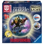 Ravensburger-11756 3D Puzzle with LED - Avengers