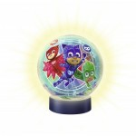 Ravensburger-11783 3D Puzzle with LED - PJ Masks