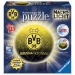 Ravensburger-11803 3D Puzzle with LED - Borussia Dortmund