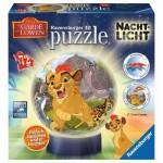Ravensburger-11815 3D Jigsaw Puzzle - Lion Guard