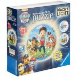 Ravensburger-11842 3D Jigsaw Puzzle with LED - Paw Patrol