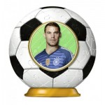 Ravensburger-11926 3D Puzzle-Ball - Manuel Neuer
