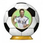 Ravensburger-11928 3D Puzzle-Ball - Mats Hummels