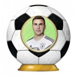 Ravensburger-11935 3D Puzzle-Ball - Mario Götze