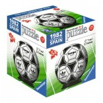 Ravensburger-11937-04 3D Puzzle-Ball - 1982 Fifa Word Cup