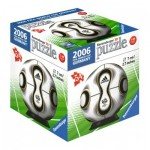 Ravensburger-11937-10 3D Puzzle-Ball - 2006 Fifa Word Cup