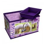 Ravensburger-12072 3D Puzzle - Girly Girls Edition - Storage Box