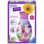 Ravensburger-12077 3D Puzzle - Girly Girls Edition - Flower Vase Fairy