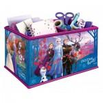 Ravensburger-12122 3D Puzzle - Storage Box - Frozen II
