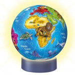 Ravensburger-12142 Jigsaw Puzzle - 72 Pieces - Lights Up in the Dark : The Earth of Animals