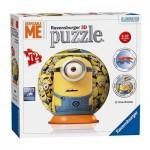 Ravensburger-12161 3D Jigsaw Puzzle - Minions