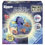 Ravensburger-12189 3D Jigsaw Puzzle - Dorie