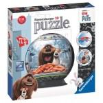 Ravensburger-12192 3D Jigsaw Puzzle - Pets