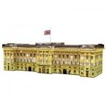 Ravensburger-12529 3D Puzzle - Buckingham Palace by Night