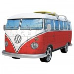 Ravensburger-12531 3D Puzzle - Volkswagen T1