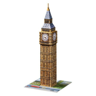 Ravensburger-12554 3D Puzzle - 216 Pieces - Big Ben, London