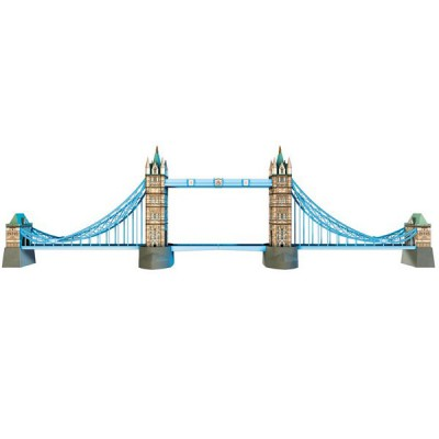 Ravensburger-12559 Jigsaw Puzzle - 3D - 216 Pieces : Tower Bridge, London