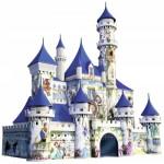Ravensburger-12587 3D Jigsaw Puzzle - Disney Castle