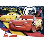Puzzle  Ravensburger-12625 XXL Pieces - Cars 3