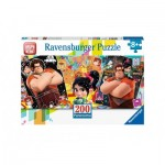 Puzzle  Ravensburger-12633 Ralph Breaks the Internet