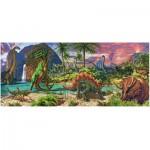 Puzzle  Ravensburger-12747 Dinosaurs