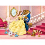 Ravensburger-12779 Jigsaw Puzzle - 200 Pieces - Maxi - Beauty and the Beast