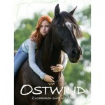 Puzzle  Ravensburger-12815 Mika and Ostwind