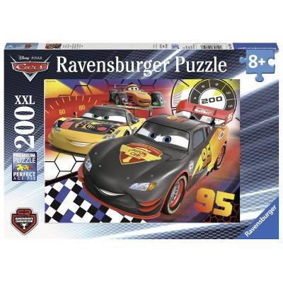 Ravensburger-12819 XXL Jigsaw Puzzle - Cars