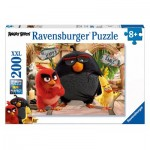 Puzzle  Ravensburger-12830 XXL Pieces - Angry Birds
