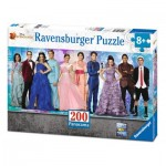 Puzzle  Ravensburger-12831 XXL Pieces - Disney Descendants