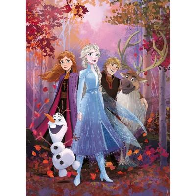 Puzzle Ravensburger-12849 XXL Pieces - Frozen II
