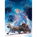 Puzzle  Ravensburger-12865 XXL Pieces - Frozen II