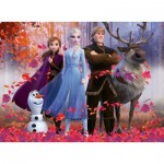 Puzzle  Ravensburger-12867 XXL Pieces - Frozen II
