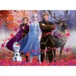 Puzzle  Ravensburger-12867 XXL Pieces - Frozen II