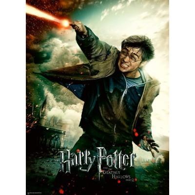 Puzzle Ravensburger-12869 XXL Pieces - Harry Potter