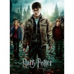 Puzzle  Ravensburger-12871 XXL Pieces - Harry Potter