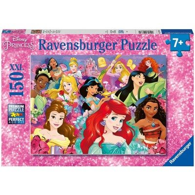 Puzzle Ravensburger-12873 XXL Pieces - Disney Princess