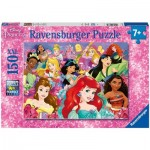 Puzzle  Ravensburger-12873 XXL Pieces - Disney Princess