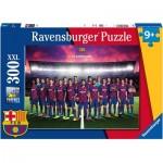 Puzzle  Ravensburger-12897 XXL Pieces - Barcelona FC